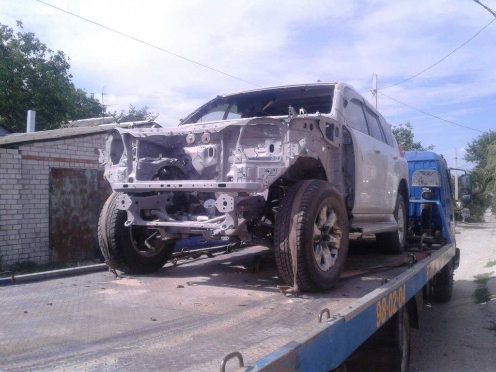 Выкуп битых, аварийных авто после ДТП вАлексеевскомрайоне